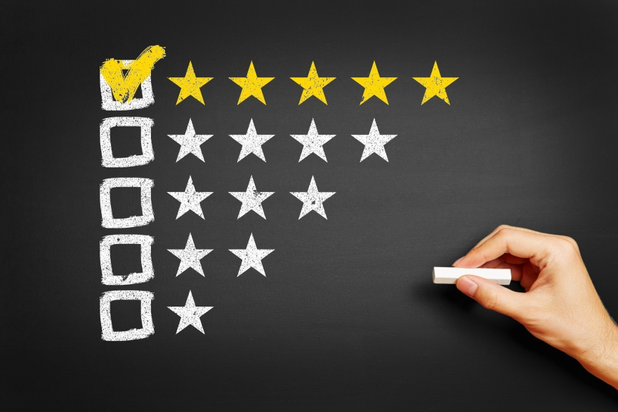 Bewertung: 5 Sterne