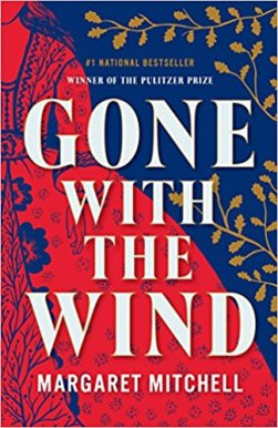 Gone with wind new cover