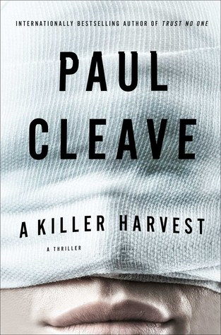 Killer Harvest Paul cleave