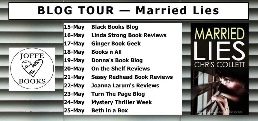 BLOG TOUR - Married Lies