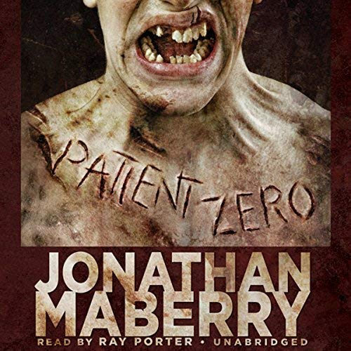 Patient Zero audiobook image joe ledger