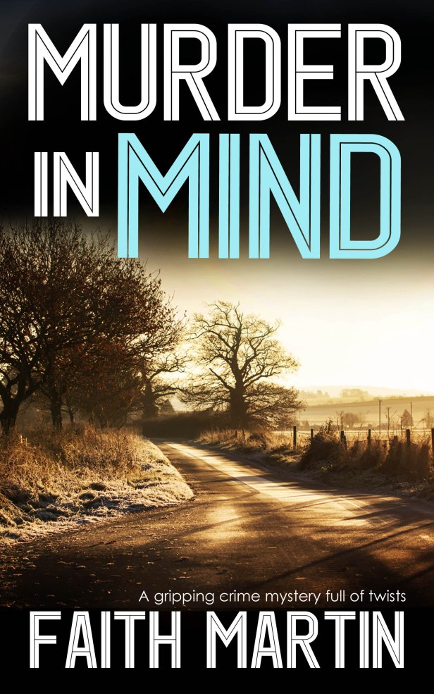 MURDER IN MIND cover
